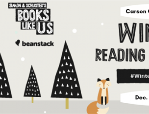 Books Like Us: Winter Reading Challenge