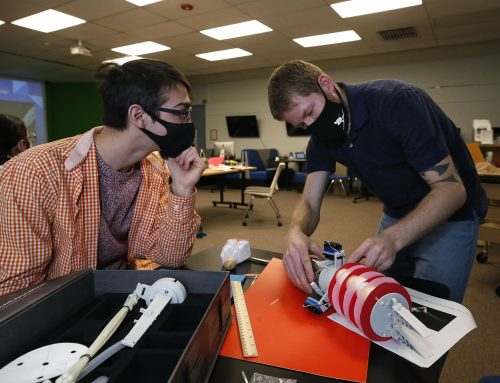 Carson City Library Hosts First Bionics Camp in February