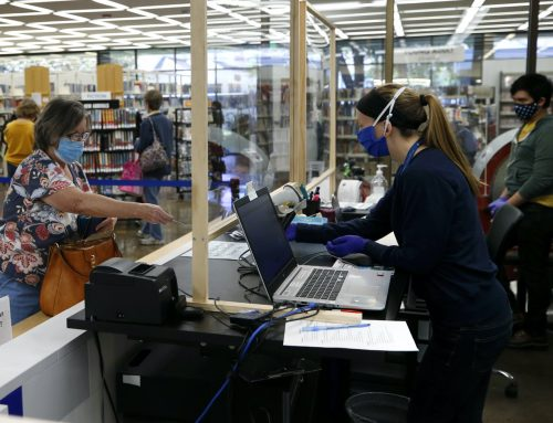 Carson City Library Opens Monday, Feb. 22 with Regular Hours