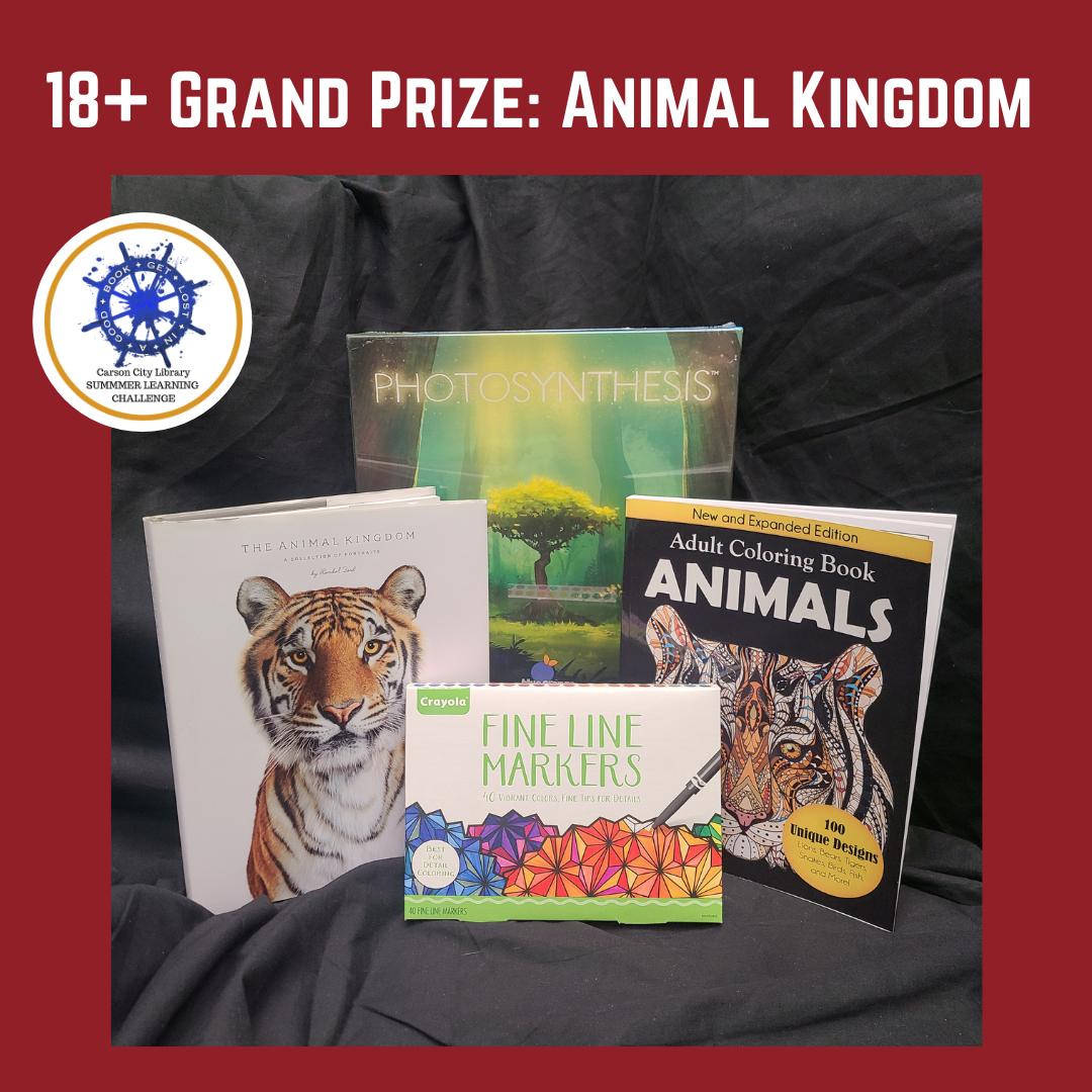 SLC 2021 18+ Grand Prize: Animal Kingdom