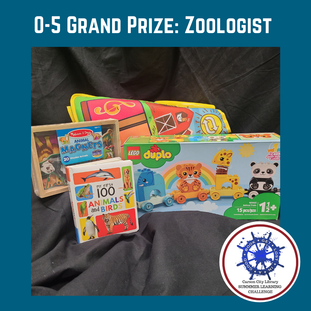 SLC 2021 0-5 Grand Prize: Zoologist