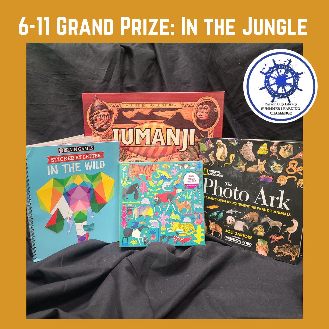 SLC 2021 6-11 Grand Prize: In the Jungle
