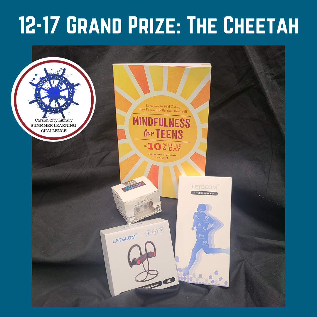 SLC 2021 12-17 Grand Prize: The Cheetah